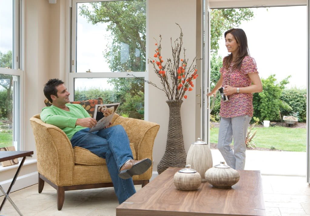 adding finishing touches to your conservatory