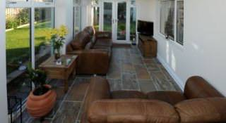 Best soft furnishings for a conservatory