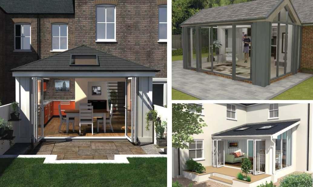 Galerry design ideas for outdoor kitchen