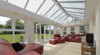 How can I make over my conservatory?