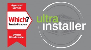 Which? Trusted Traders approved Ultra Installer Scheme