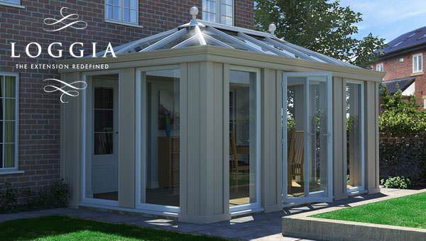 Loggia Creating a Personalised Space