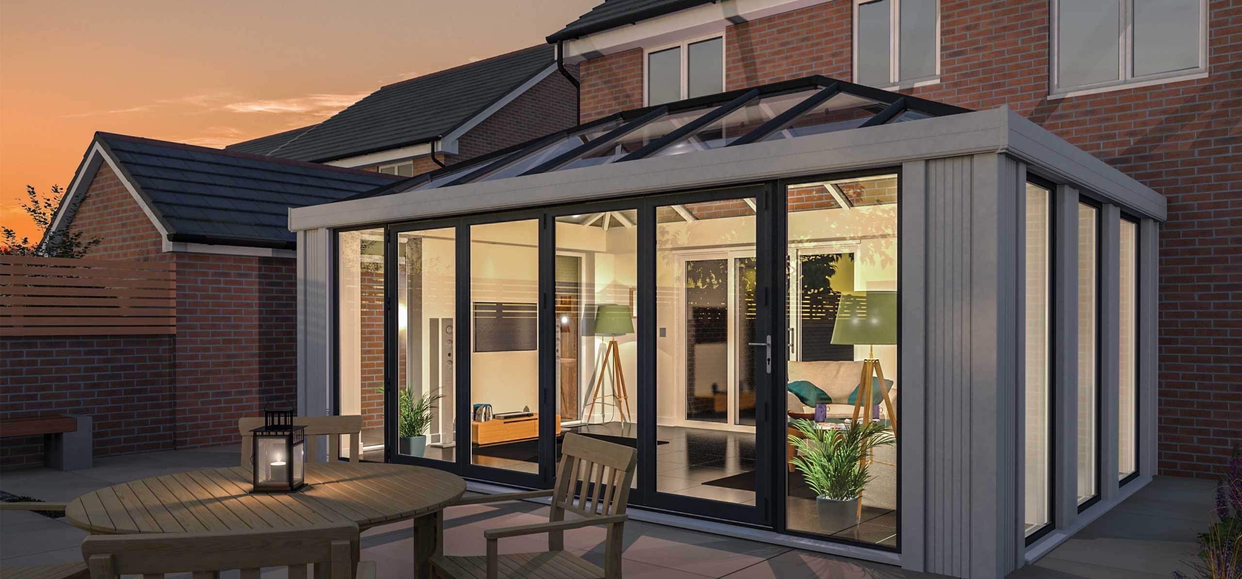 Conservatories, Orangeries, House Extensions, Roofs ...
